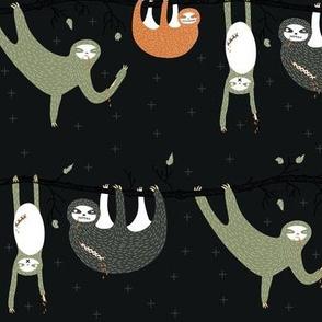 zombie sloth apocalypse