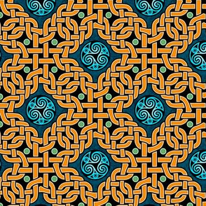 Dense Celtic Knotwork 4