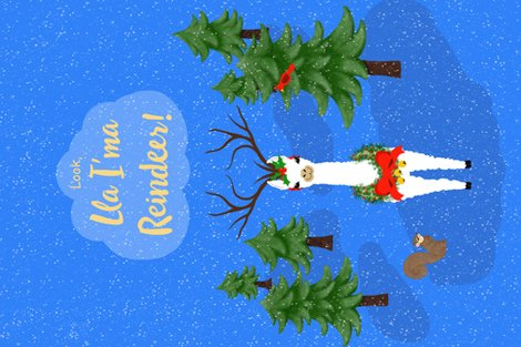 Lla_i_ma_reindeer_wip_10_final_300_dpi_bigger_trees_sent_to_spoonflower_eyes_shop_preview