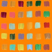 pleasing palette tangerine