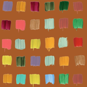 pleasing palette umber