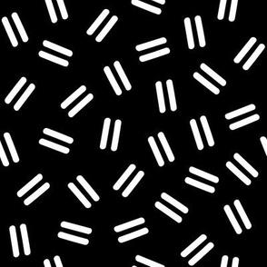 Postmodern Ants in Black