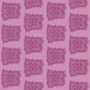 FavFlower Monochrome Pink