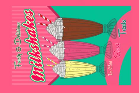 Sweet taste. fabric by maria81 on Spoonflower - custom fabric