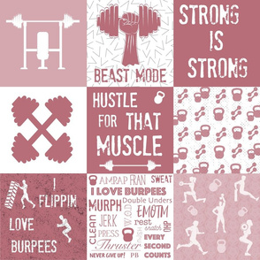 Crossfit Cheater - Pink