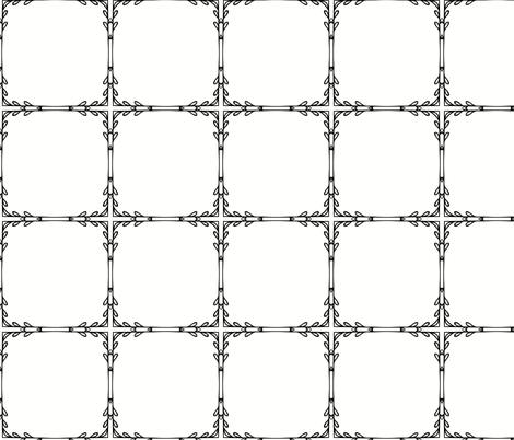 Jasmine Vine 8 fabric by power_pattern on Spoonflower - custom fabric
