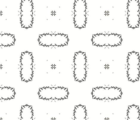 Jasmine Vine 27 fabric by power_pattern on Spoonflower - custom fabric