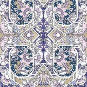 Of Lavender and Lace