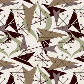 Mid-Century Arrows - mcm3a