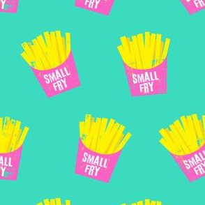 small fry - pink