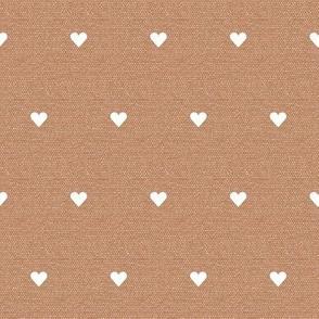 hearts salmon