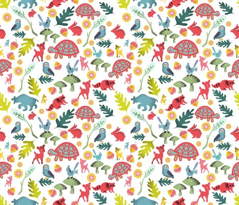 Midcenturywoodlandcreatures-small-repeat_shop_preview