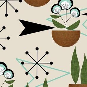 Mid-Century Plants - mcm6