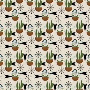 Mid-Century Plants - mcm6a