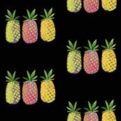 Pina colada pineapple punch