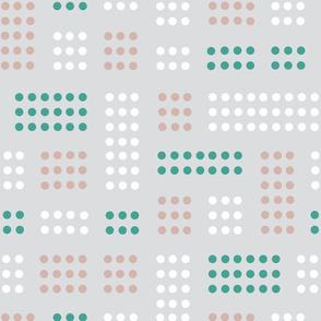 Houseplants Dots