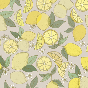 Limoncello and Linen