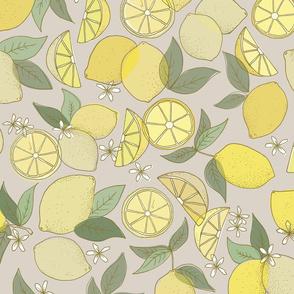 Limoncello and Linen