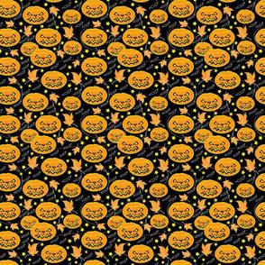 Halloween Jack O' Lanterns Orange