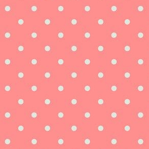 Pink Polka Dots Every Where