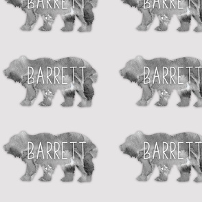 Barrett Bear