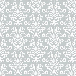 damask sterling grey