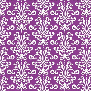 damask purple grape