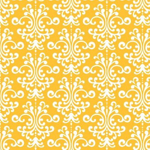damask golden honey