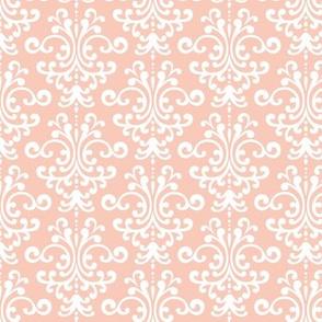 damask blush