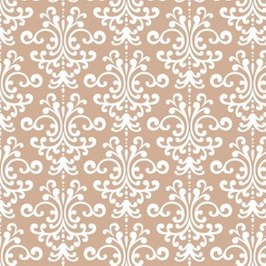 damask toasted nut
