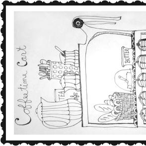 Coffeetime Cart-2 color me