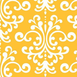 damask lg golden honey