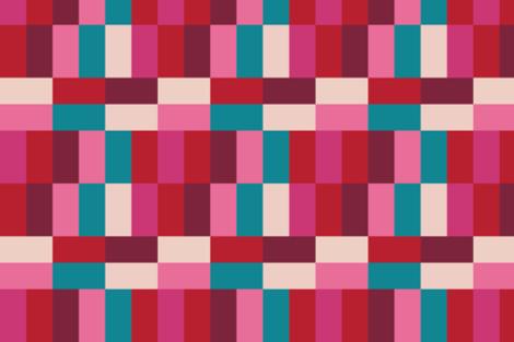Rebel-Palette fabric by stephiewjones on Spoonflower - custom fabric