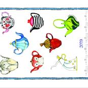 collector of teapots-2019 calendar