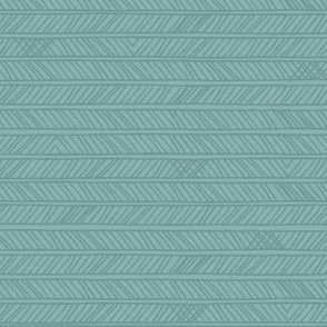 Blues Chevron { rotate for tea towels }