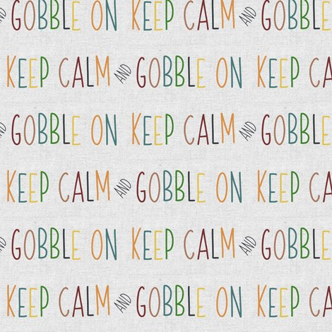 Rkeep_calm_and_gobble_on_fall_colors_linen_shop_preview