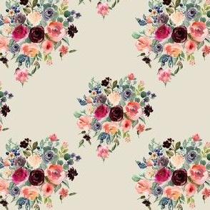 """4"""" Charlotte Bouquet - Latte"""