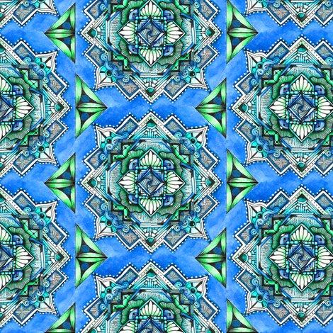 Blue_green_medallion_halfdrop_shop_preview