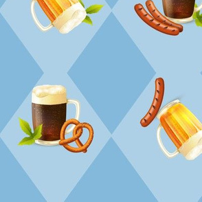 Oktoberfest Beer Brats Hops Pretzles 2018 Updated-01