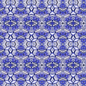 Ornate Blue Tiles 2