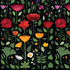 Ombre botanicals