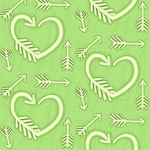 Shot Through the Heart / Arrows  -celery seed