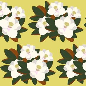 magnolia grouping-lemon