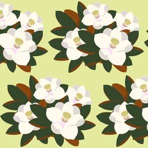 magnolia grouping-citron