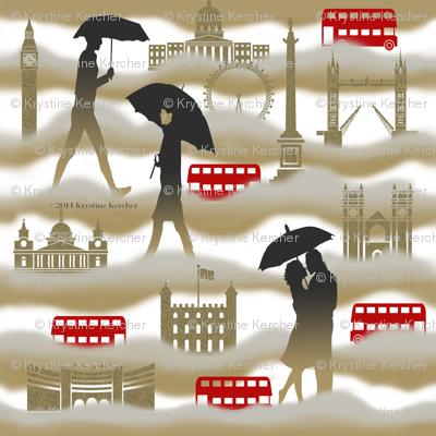 Red Black Tan London Dreaming