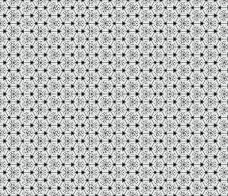 Hofmann Mandala fabric by illuminatiartclub on Spoonflower - custom fabric