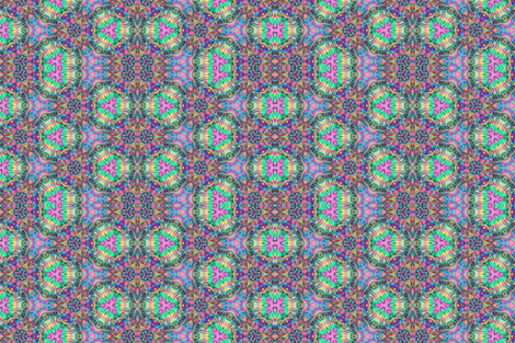 Psyched about mycology  fabric by illuminatiartclub on Spoonflower - custom fabric