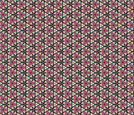 Ariana 41 fabric by fibregirl on Spoonflower - custom fabric