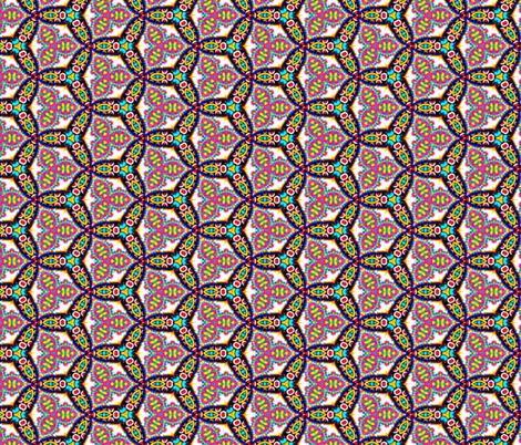 Ariana 32 fabric by fibregirl on Spoonflower - custom fabric