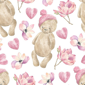 Whimsy Teddies